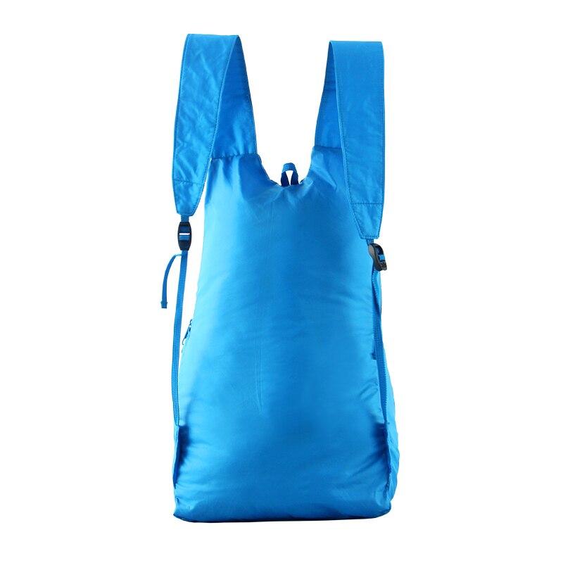saco de nylon leve mochila dobravel mochila 04