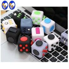 A Toy A Dream Types Fidgeted Cube Toys A Vinyl Desk Kickstarter Toys For Girl Boys