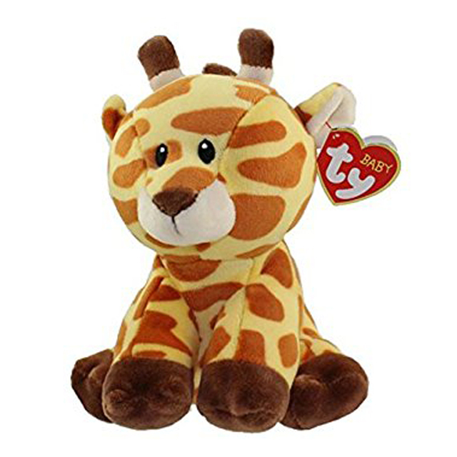 Pyoopeo Baby Ty Collection 8 20cm Gracie Giraffe Plush Medium
