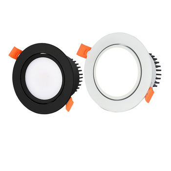 LED ceiling COB Downlight Dimmable AC110V 220V 3W 5W 7W 9W 12W 15W Recessed Led lamp Spot light Bulbs Indoor Lighting