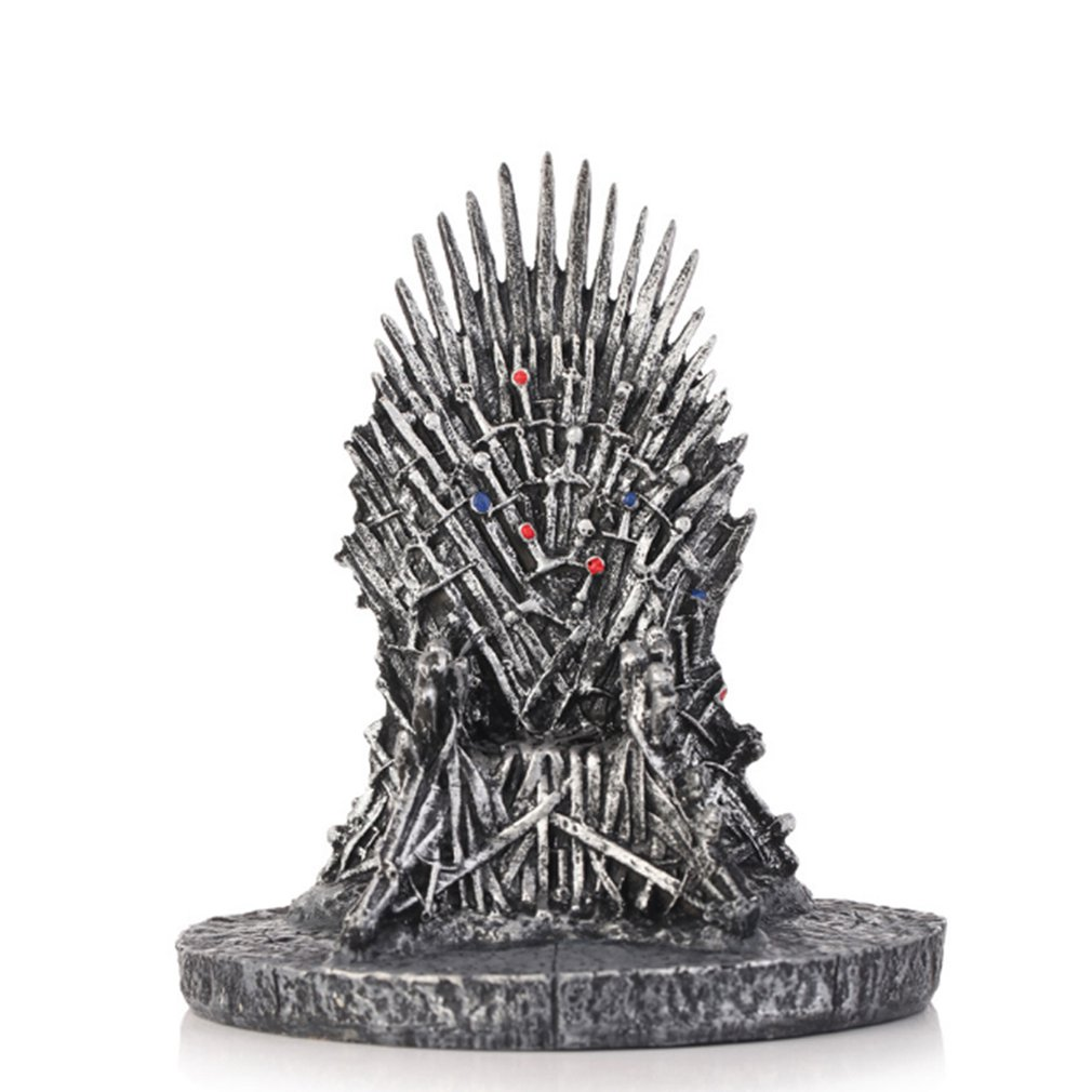 Resin Crafts Film And Television Around The Hand To Play The Game Of The Iron Throne European Resin Ornaments Figurines & Miniatures     - title=