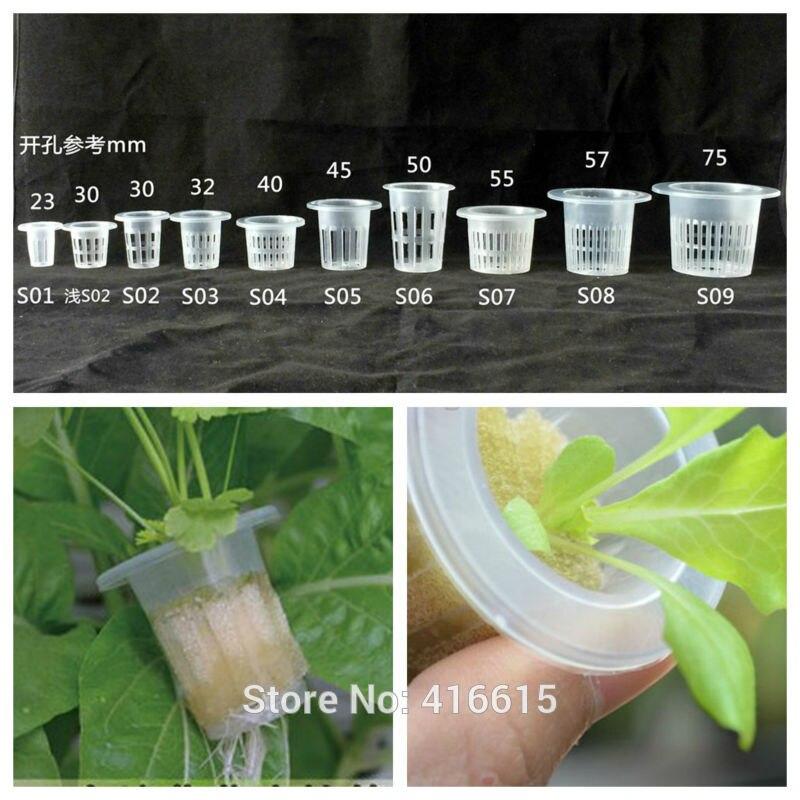 Горшки для проращивания из Китая