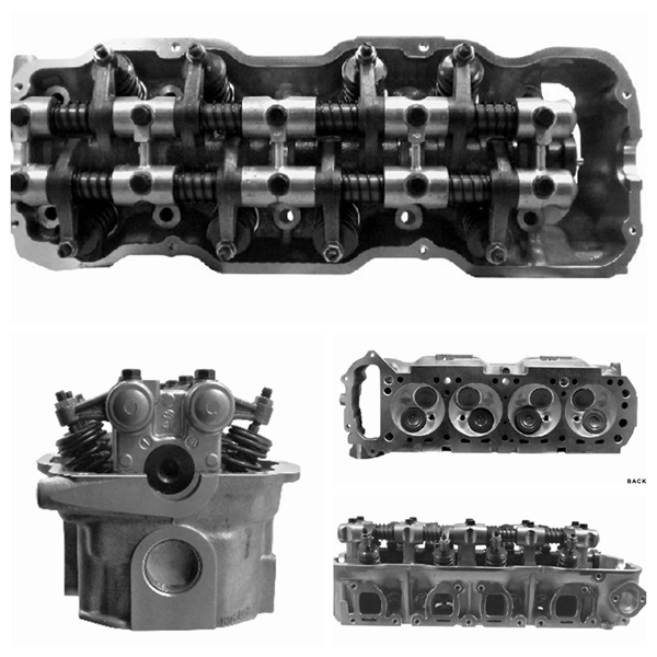 Z24 Engine Cylinder Head Assembly 11041-20G13/11041-13F00 for Nissan ATLEON CABSTAR image