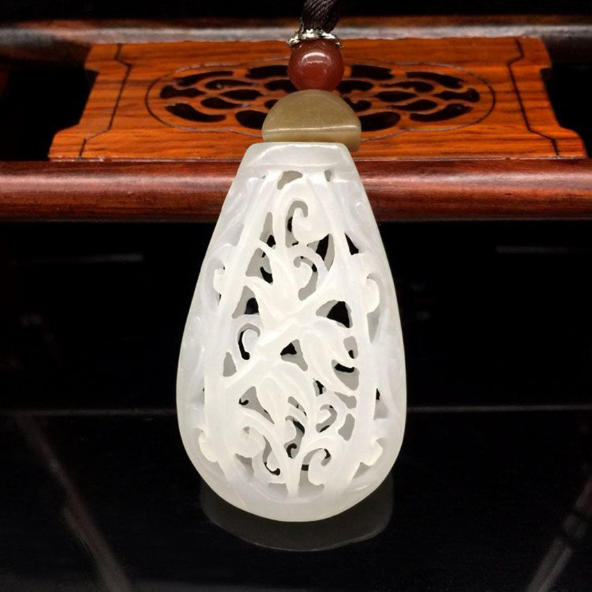 Exquisite jewelry fashion myanmar shi pixiu pendant necklace luck blessing jewelry lovers jewelry gifts/13