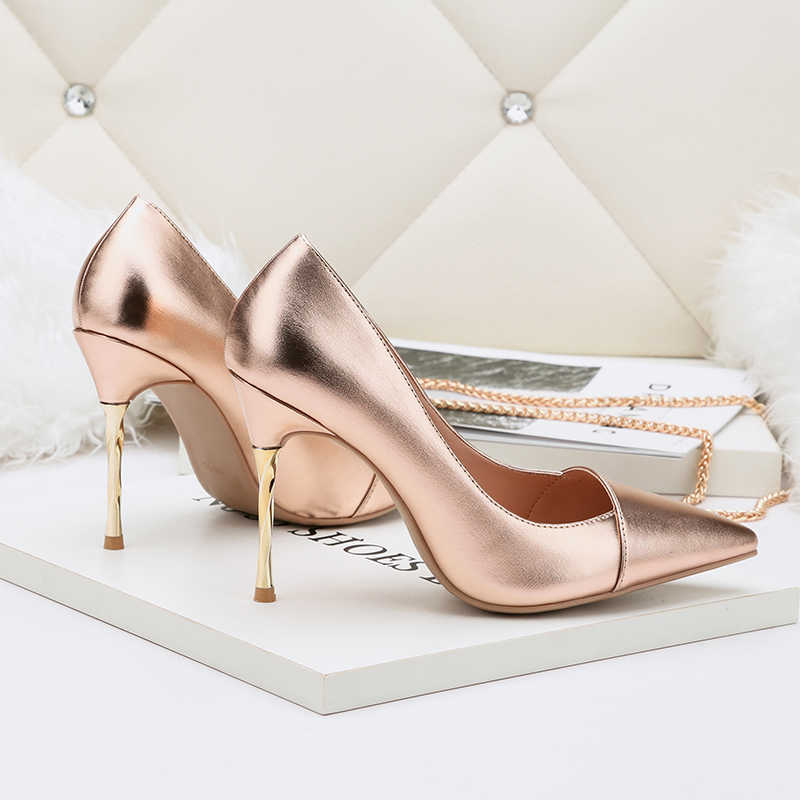 cf923abedf Detail Feedback Questions about 2018 Women Sexy High Heels Bridal ...