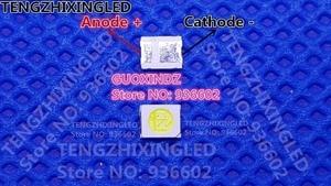 Image 1 - HONGLI TRONIC  LED Backlight   1210 3528 2835  1W  6V   111LM  Cool white  LCD Backlight for TV   TV Application