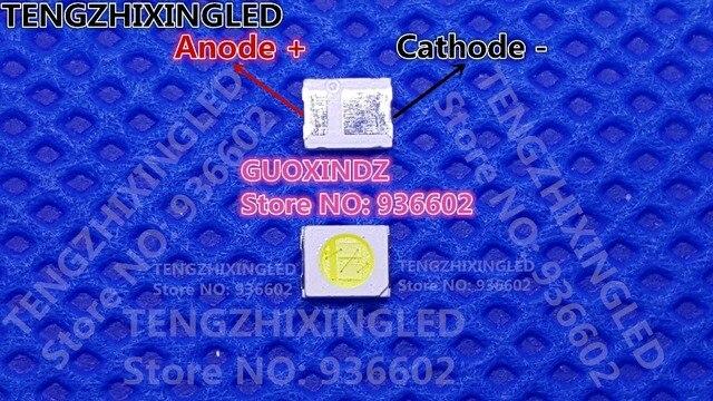 HONGLI TRONIC  LED Backlight   1210 3528 2835  1W  6V   111LM  Cool white  LCD Backlight for TV   TV Application