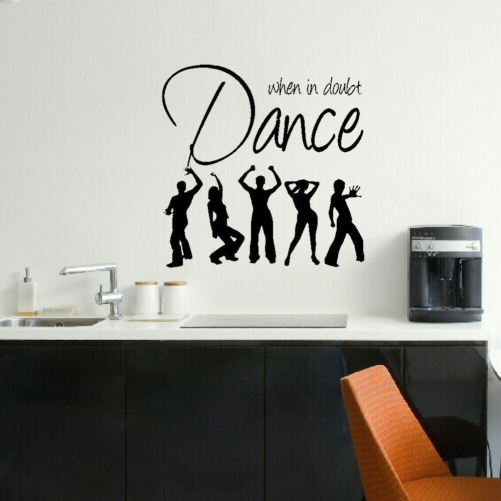 compare prices on vinyl wall decals stickers art graphics online large bedroom quote dance music giant wall art sticker graphic decal matt vinyl wall decal
