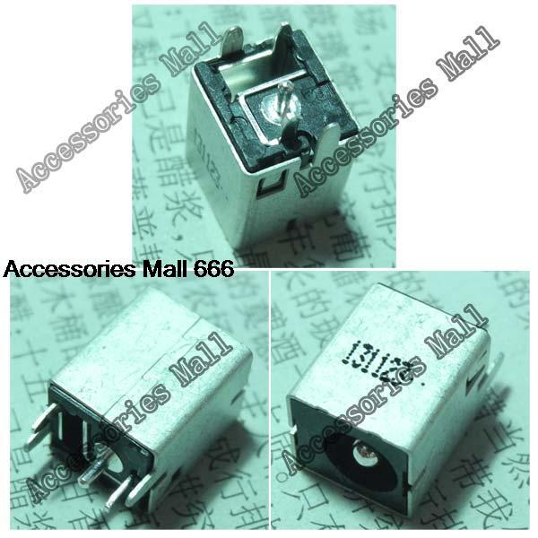 5-100 PCS DC Power Jack Connector For Lenovo C200 DC JACK  Pin=2.5mm 5-PIN