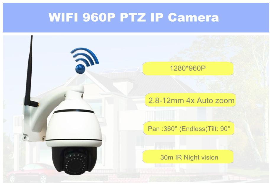 wireless PTZ Camera (10)
