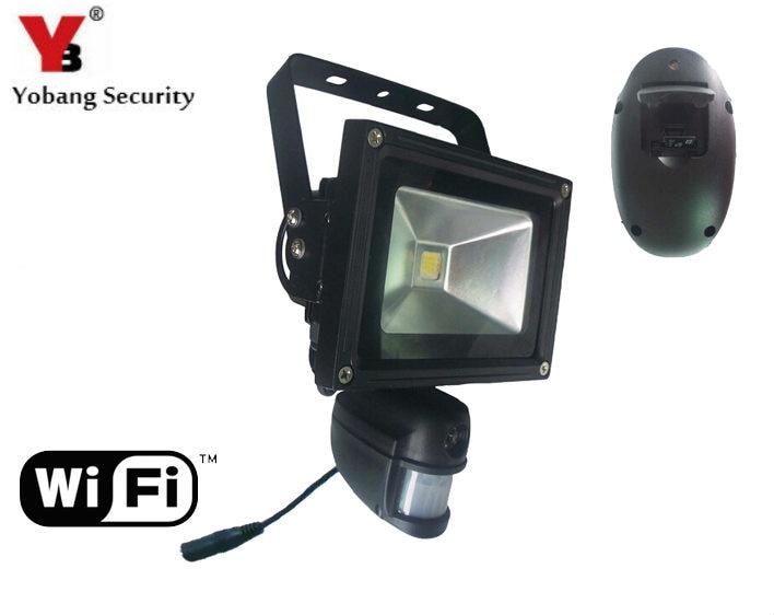 Yobang Sécurité 960 P 1.3MP Extérieure DVR WIFI Sans Fil Caméra Lampe Led avec PIR Détection De Mouvement Enregistrement Vidéo