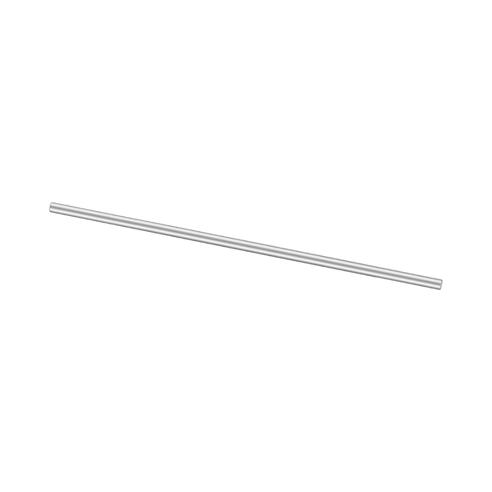 UXCELL Newest 1PCS 100/150/200/250mm Long 2.5mm Dia. Stainless Steel Shaft Round Rod For DIY Toy RC Car Helicopter Model Part