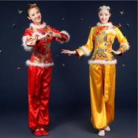 New Arrival Classica Dance Costume Elegant Dance Clothes Ancient Folk Dance Costume Traditional Chinese Female Performerce