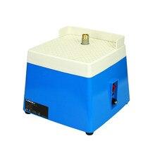 DIY 220V ガラス研削ツール 電気粉砕機自動給水多機能研削ガラスエドガージュエリー