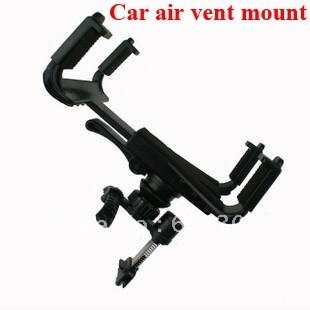 """Car air vent mount for iPad ,Car air vent holder for samsung galaxy tab, Universal car air vent mount for 7-10.1"""" tablet"""