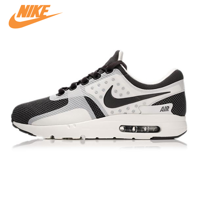 the latest 12871 117ca Original New Arrival Official NIKE AIR MAX ZERO ESSENTIAL Breathable Men s  Running Shoes Sneakers Trainers