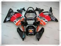 Motorcycle ABS Fairing Body Work Cowling For H O N D A CBR900RR CBR 900RR CBR 900 RR 954 2002-2003 +3 Gift