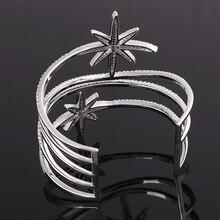 Sparkling Austrian Crystal Bangle Bracelets