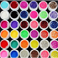 Wholesale 30 Colors UV Nail Gel Polish Extension Gel Nail Art Decorations DIY Tools Manicure Polish Set