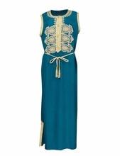 New Women's Maxi Muslim Long Dubai Dress Moroccan Kaftan Caftan ,Turkish Middle East Arab