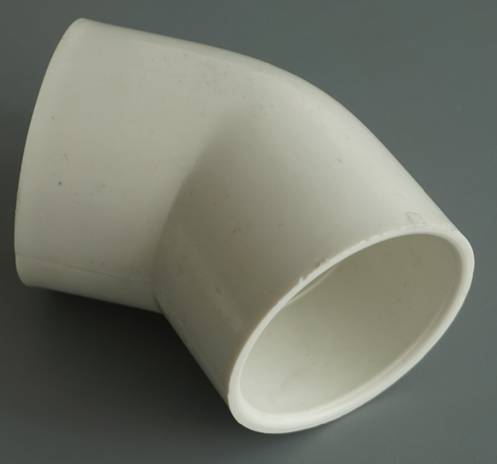 1 5 Connector 45 Degrees Pvc Fitting Socket For Spa Pvc