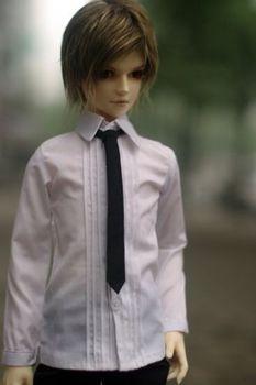 [ Wamami ] 529 # белая рубашка / наряд SD17 DZ70 DOD DZ бжд мальчик Dollfie
