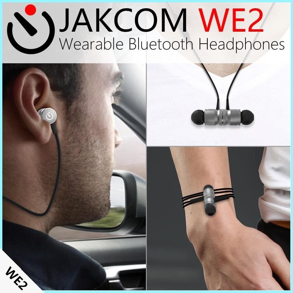 JAKCOM WE2 Smart Portable Écouteurs vente Chaude dans Casque Amplificateur comme fiio a1 Smsl Sapii Dsd256