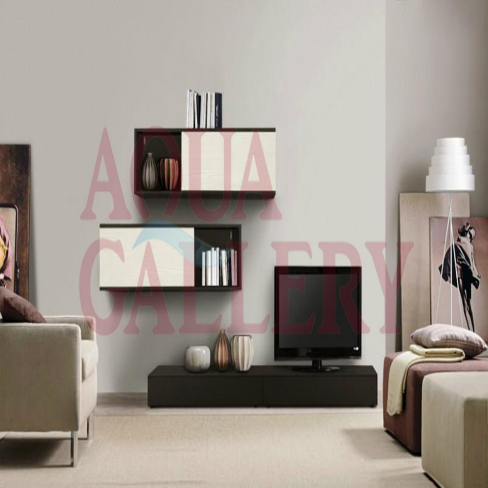 Guangdong White MDF TV Cabinet Design-in TV Stands from Furniture on ...