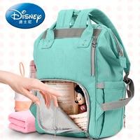 Disney Diaper Bag Fashion Mummy Maternity Nappy Bag Baby Travel Backpack Organizer Nursing Bag for Baby Care
