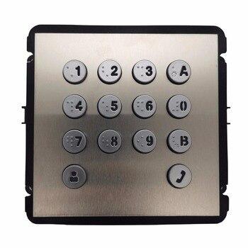 AHUA VTO2000A-K Keyboard Module for VTO2000A-C, IP doorbell parts,video intercom parts,Access control parts,doorbell parts Access Control Keypads
