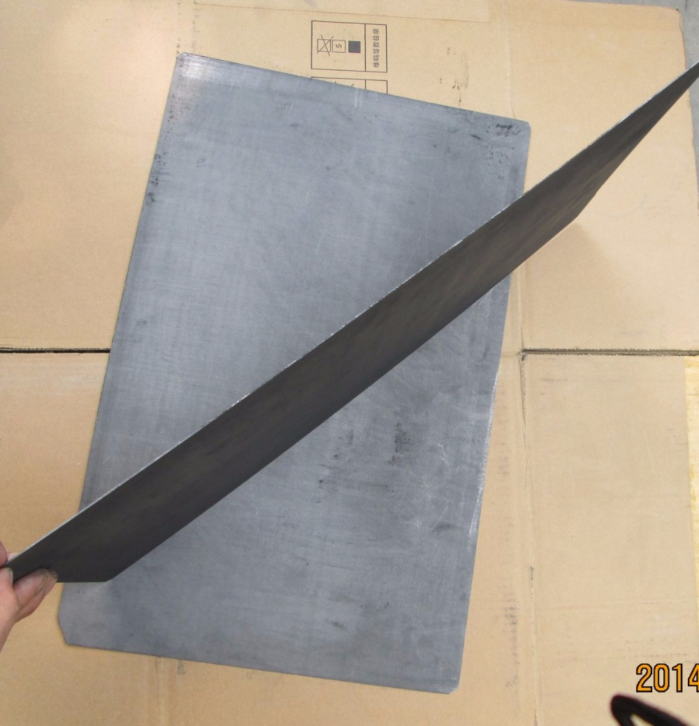 150x100x1 2 3 4 5 mm optional thickness high pure graphite electrode electrolysis plate
