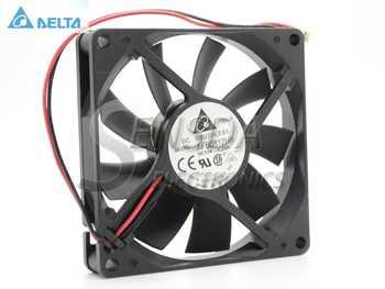 Original for delta AFB0812HB 8015 DC 12V 0.20A 2 line Server Inverter Cooling fan