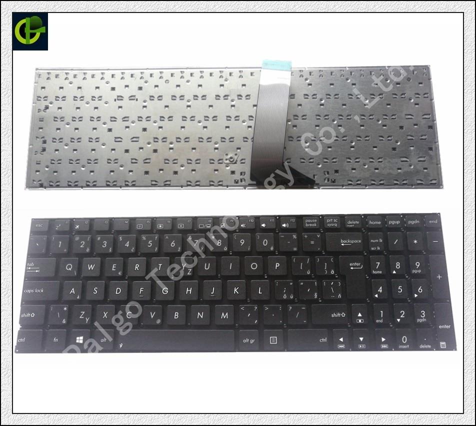 Czech Keyboard For ASUS X553 X553M X553MA K553M K553MA F553M F553MA X502C F502 F502C F502CA SHORT CABLE CZ Fit Slovakia SK