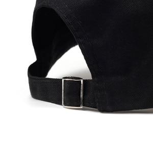 Рэппер реггаетон художник папа шляпа Bad Bunny 100% хлопок шапки Snapback унисекс бейсболки концертная шляпа хип-хоп вышивка шляпа