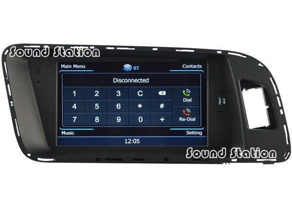 q5 gps navigation for audi q5 2009 2010 2011 2012 2013 car. Black Bedroom Furniture Sets. Home Design Ideas