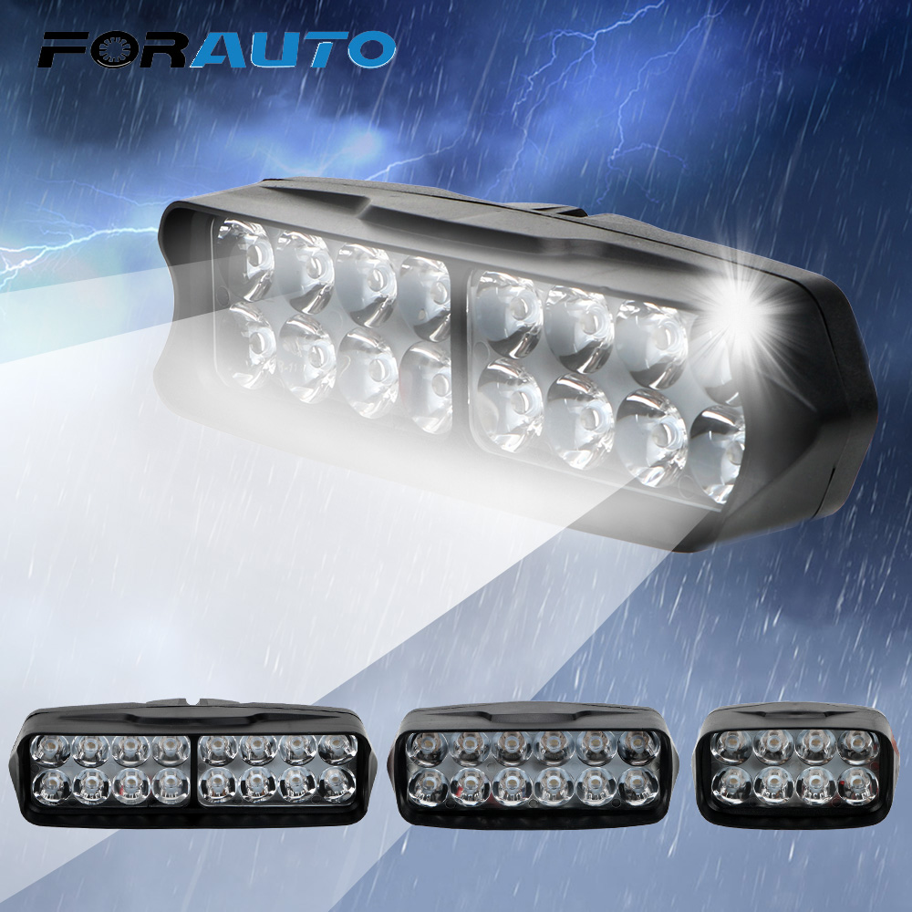 3.55/4.9/6.5 Inch Driving Fog Offroad LED Work Car Light 12V Universal Car 4WD Led Beams Work Light Bar Spotlight Flood Lamp