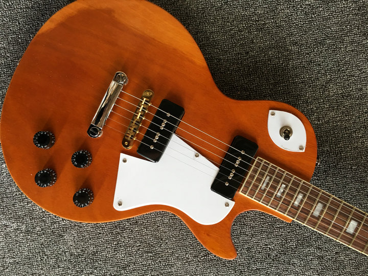 New standard LP electric guitar, one piece of neck & body guitar, high quality relic guitar,hot sell guitar free shipping