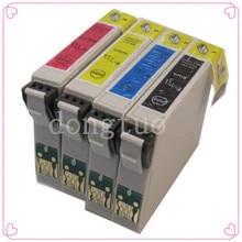 T0711 T0712 T0713 T0714 Compatible ink cartridge For D120,D78,D92,DX5000,DX4000,DX4050,DX4400,DX4450 Stylus DX6000 DX6050 DX700