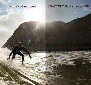 Image 5 - SmartVLT 3 пары поляризованных солнцезащитных очков, Сменные линзы для солнцезащитных очков Oakley Twoface XL Stealth черного и серебристого титана и голубого цвета