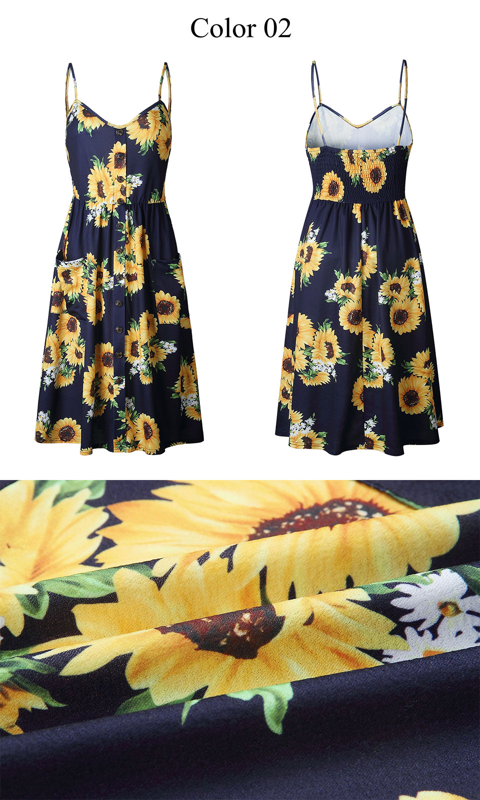 HTB1X KVTsfpK1RjSZFOq6y6nFXaD Vintage Army Green Sundress Women Summer Dress 2019 Boho Style Sexy Dress Midi Button Backless Striped Floral Beach Dress Female