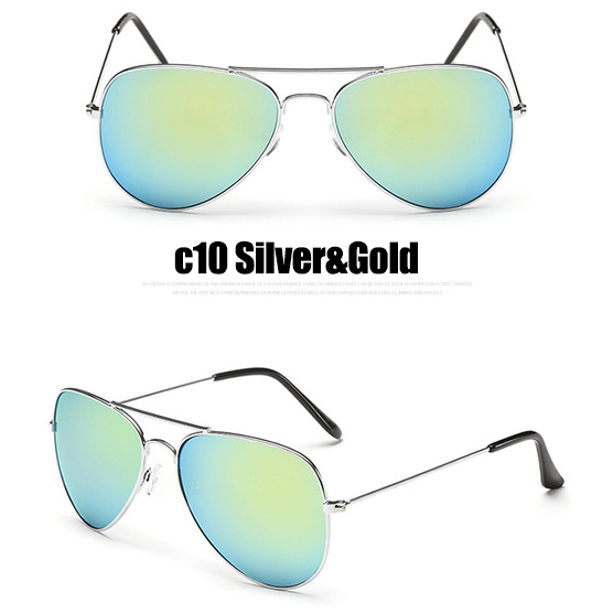 C10 Silver Gold