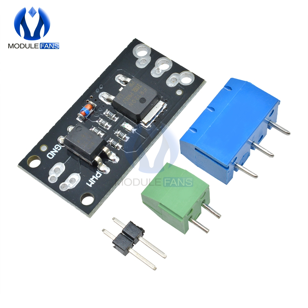 FR120N LR7843 AOD4184 D4184 Isolated MOSFET MOS Tube FET Module Replacement Relay 100V 9.4A 30V 161A 40V 50A Board