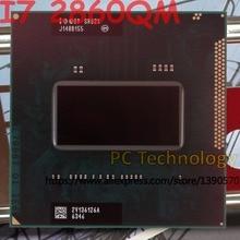 Original Intel I7 2860QM 2,5 GHz 3,6 GHz 8M SR02X CPU Quad Core OEM edition notebook I7 2860QM freies verschiffen schiff heraus innerhalb 1 tag