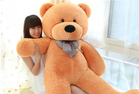 100cm teddy bear giant bear stuffed toy doll lift size teddy bear plush toy best toy for girlfriend
