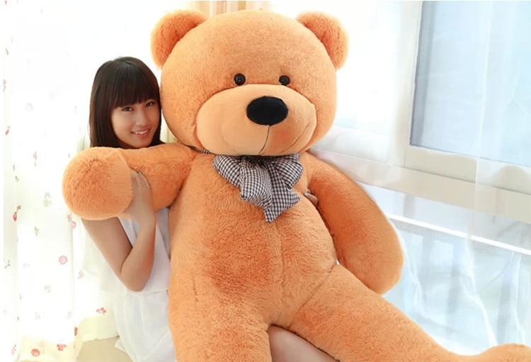 100cm teddy bear giant bear stuffed toy doll lift size teddy bear plush toy best toy for girlfriend сандали cristhalia сандали