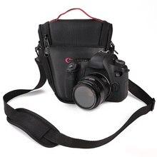 Driehoek Camera Bag Case Voor Canon NIKON SONY DSLR 1300D 1200D 1100D 750D 600D 650D 550D 60D 70D SX50 SX60 SX30 T5i T6i 100D