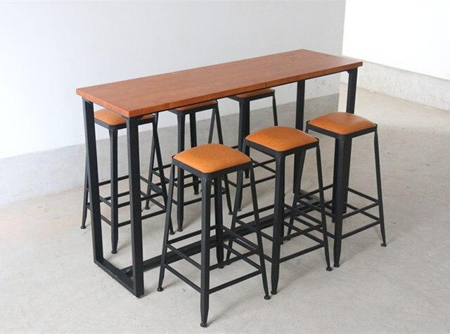 American Bar Chairs Wood Bar Stools Retro Lounge Chair, Wrought Iron Bar  Chairs Chair Lift