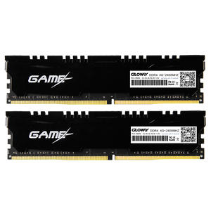 Gloway DDR4 2400 Mhz 4 GB 8 GB 8 GB (4 GB * 2) 116 GB (8 GB * 2) Memory Ram for