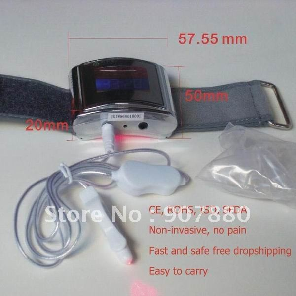 HOT SELLING free shipping cardio-cerebrovascular diseases laser treatment instrument image