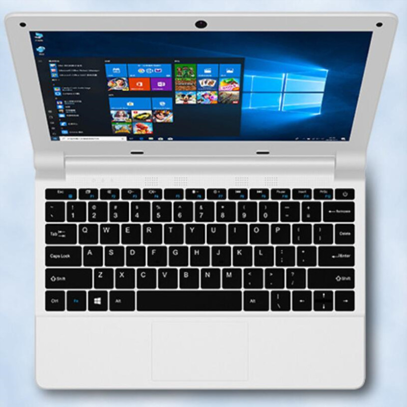 LAPTOPS Ultrabook 11.6 Inch Windows10 Notebook TF Card Slot Intel Atom E8000 Quad Core 1366*768P Screen 4GB/240GB M.2 SSD